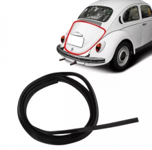 VW-BORRACHA TAMPA MOTOR FUSCA (COLAR);