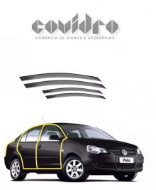 VW-BORRACHA CALHA VIDRO/PORTA SEDAN/BRASILIA