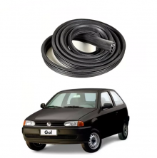 VW-BORRACHA PORTA GOL/PARATI 95/ED. C/ABA CZ.CLARO