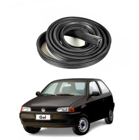 VW-BORRACHA PORTA GOL /PARATI 95 /ED. C /ABA CZ.CLARO