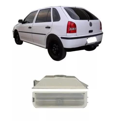 VW-LANTERNA PLACA GOL G-III