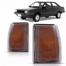VW-LANTERNA DIANTEIRA SANTANA 85/90 CRISTAL LE