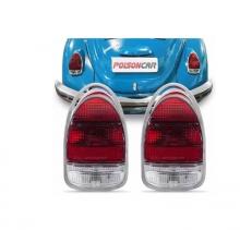 VW-SOQUETE LANTERNA TRASEIRA FUSCA ANTIGO
