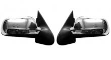 VW-CAPA RETROVISOR GOL G-III/SANTANA/GOLF/BORA CROMADO LE