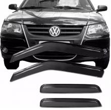 VW-CALHA DE CHUVA GOL/PARATI 4PT 98/ED.