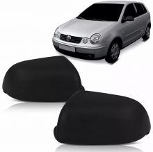 VW-CAPA RETROVISOR GOLF 2008/  POLO 2010 C/FURO LE