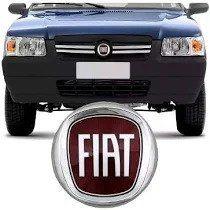 FIAT-EMBLEMA FIAT VERM.GRADE PALIO/MILE FIRE 05/ MOD.PUNTO