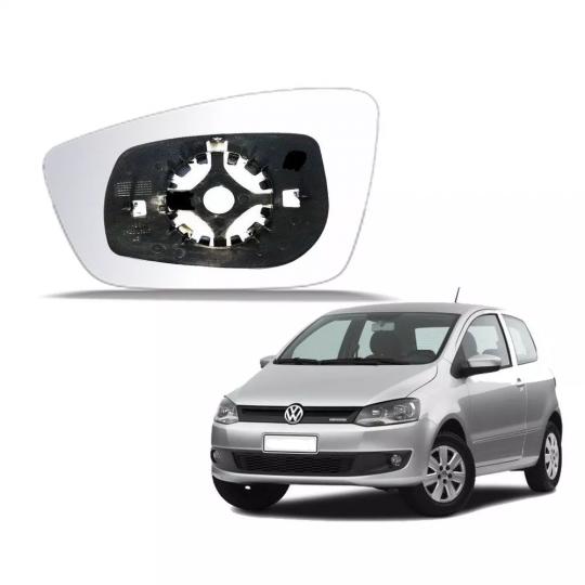 VW-LENTE ESPELHO GOL G-V LD C /BASE