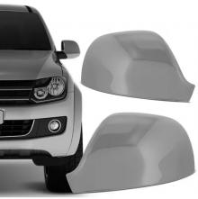 VW-CAPA RETROVISOR AMAROK CROMADO LE