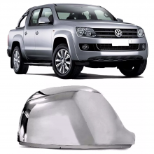 VW-BASE RETROVISOR AMAROK CROMADO LD