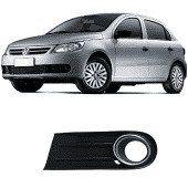 VW-GRADE PARACHOQUE GOL G-V LE C /MILHA ARO CROMADO