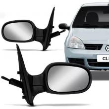 REN-ESPELHO RETROVISOR EXT. CLIO 2012/ C/CONTROLE LD