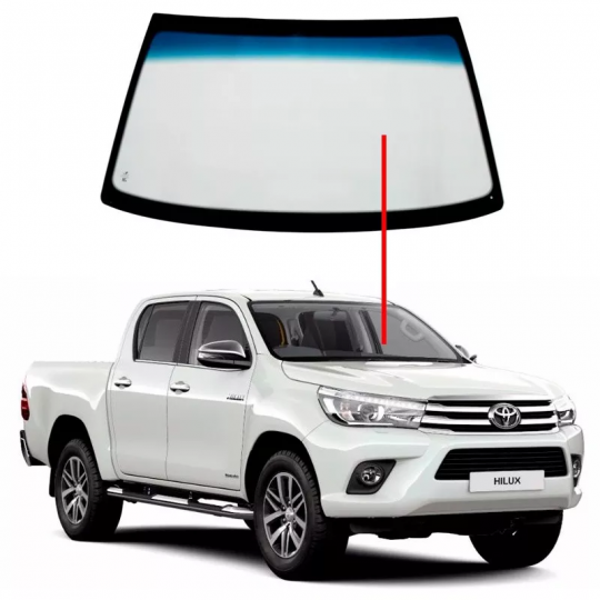 TOY-PARABRISA DEGRADE PICK-UP HILUX E SW 2016 C /ANT. NOVA
