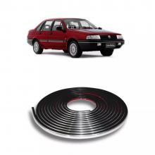 VW-APLIQUE PARACHOQUE SANTANA 91/92 CROMO