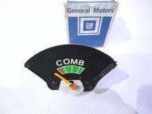 GM-INDICADOR COMBUSTIVEL OPALA 80