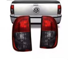 VW-LANTERNA TRASEIRA SAVEIRO PARATI TRICOLOR LE S/TAMPA