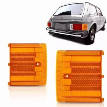 VW-LENTE LATERAL BRASILIA AMBAR