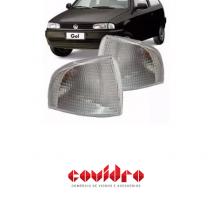 VW-LANTERNA DIANTEIRA ESQUERDA CRISTAL GOL/PARATI 95/ED.SAVE