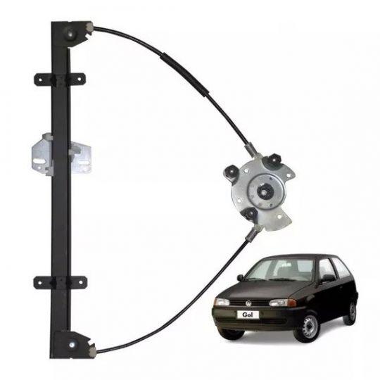 VW-MAQ.VIDRO  GOL GII /PARATI 95 /00 ELET.S /M.ESQUERDO