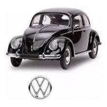 VW-EMBLEMA VW PORTA-MALA FUSCA C/BUCHA DE FIXAR