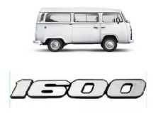 VW-EMBLEMA 1600 C/ADESIVO