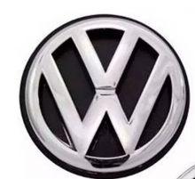 VW-EMBLEMA VW PORTA-MALA GOL 91 CROMADO