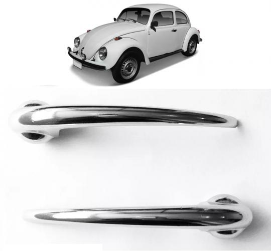 VW-MACANETA INTERNA ABRE PORTA MEIO KOMBI 1500 CINZA