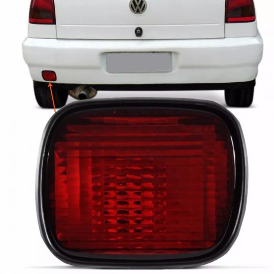 VW-LANTERNA NEBLINA PARACHOQUE GOL /PARATI 96 /ED.