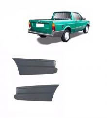 VW-PONTEIRA PARACHOQUE SAVEIRO 93/97 (T.E); CINZA