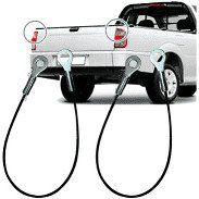 VW-CABO ACO TAMPA TRASEIRA SAVEIRO 97 /ED.BOLA