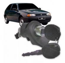 VW-CONJUNTO MACANETA/CILINDRO GOL 96/ED.ELETRICO