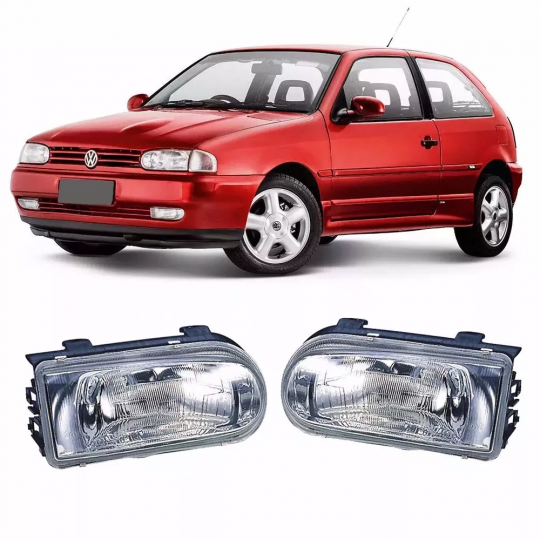 VW-FAROL H4 MONOPARABOLA GOL /PARATI 99 /ED.GER.III LD