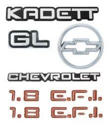 GM-ADESIVO E.F.I.KADETT ATE 96 CROMADO