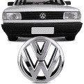 VW-EMBLEMA GRADE GOL 91/94 CROMADO