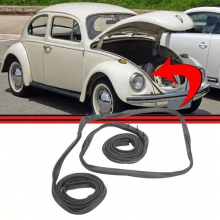 VW-BORRACHA CAPO DIANTEIRO FUSCA (MOLDADO ENCAIXE);