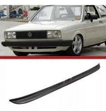 VW-SPOILER DIANTEIRO GOL PRETO (BIGODINHO);