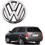 VW-EMBLEMA VW PORTA-MALA PARATI 97/ED.